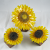 向日葵兩用胸針 Sun flower brooch with necklace