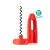 BRABANTIA CORKSCREW GREY 開瓶器(紅色) #202209